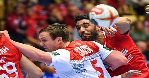 مونديال كرة اليد : تونس في امتحان الدنمارك
