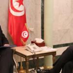 إعداد زيارة الشاهد لباريس في لقاء وزير الخارجية بسفير فرنسا