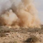 إصابة عسكري في انفجار لغم بقفصة