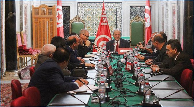 الناصر يدعو لاستكمال انتخاب اعضاء المحكمة الدستورية قبل مُوفّى فيفري