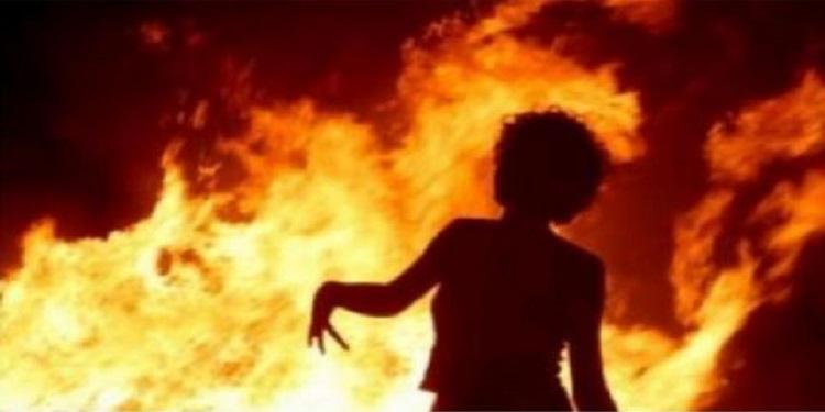 فظيع في سوسة: أمّ تُضرم النّار في جسدي طفليها ثمّ تنتحر حرقا !