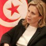 سلمى اللومي تستقيل من أمانة مال نداء تونس