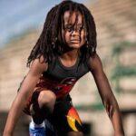 سرعته كالبرق : أسرع طفل في العالم يتوعّد بولت