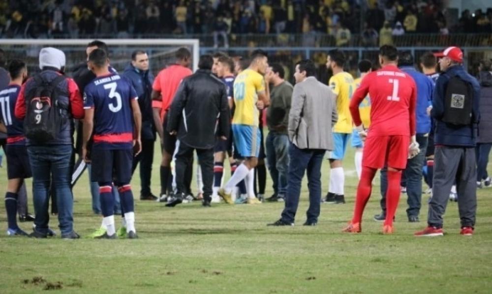"""الـ""""كاف"""" يرفع العقوبة عن الاسماعيلي المصري"""