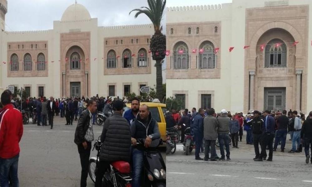 إضراب بـ5 أيام في بلدية صفاقس
