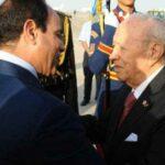 رئيس الجمهورية يُعزي عبد الفتاح السيسي