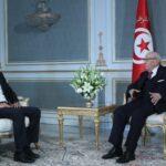 رئيس الجمهورية يستنكر حملة تهديد حمزة البلومي والتحريض عليه