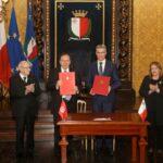توقيع اتفاقية بين تونس ومالطا