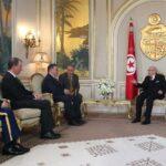 اثنان منهم سيُقيمان بالجزائر :رئيس الجمهورية يتسلّم أوراق اعتماد 5 سفراء