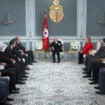 نبيل بافون وأعضاء الهيئة الجدد يؤدّون اليمين الدستورية