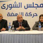 """رئيس مجلس الشورى : ننتظر من حزب""""الشاهد"""" تحديد موقفه من النهضة"""