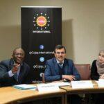 """من نيويورك: علي العريّض يُطالب بمقاعد دائمة لأفريقيا في مجلس الأمن وبحقّ """"الفيتو"""""""