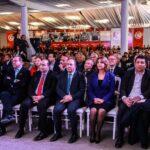 أمين عام حركة النهضة يُشارك في مؤتمر حزب المبادرة