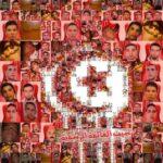 """ليلى الحداد : """"قائمة شهداء الثورة وجرحاها سجينة في مكتب الشاهد"""""""