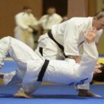 بوتين يُصاب أثناء تدريبات الجودو