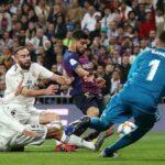 إصابة لعينة لمدافع ريال مدريد
