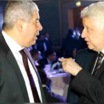 نائب رئيس اتحاد الكرة المصري يعتدي على مرتضى منصور