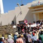 برج الصالحي : قطع الكهرباء عن كامل المنطقة والأهالي يحتجّون