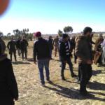 القصرين: الامن يستعمل هراوات لمنع عاطلين عن العمل من اللجوء للجزائر