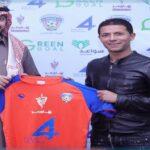 الشرميطي يعود إلى الدوري السعودي