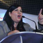 عبير موسي تتّهم مبروك كورشيد بالسطو على برنامج حزبها