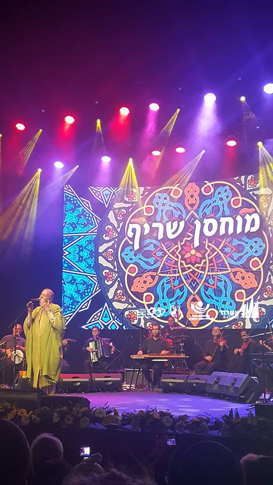بعد غنائه مجددا باسرائيل :نقابة الموسيقى تتبرأ من محسن الشريف
