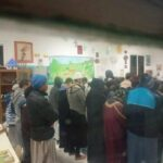 وزارة الداخلية: 5 غُرف بمدرسة الرقاب بكل منها 20 طفلا وراشدا