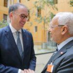 منهم وزير الخارجية : الغنوشي يلتقي 8 من كبار مسؤولي ألمانيا