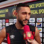 محمد وائل بالعربي يطير إلى البطولة اليونانية
