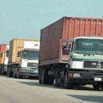 الأسبوع القادم: تعليق نشاط شاحنات نقل البضائع بكافّة الجهات
