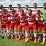 تشكيلة النادي الافريقي في موقعة مازمبي