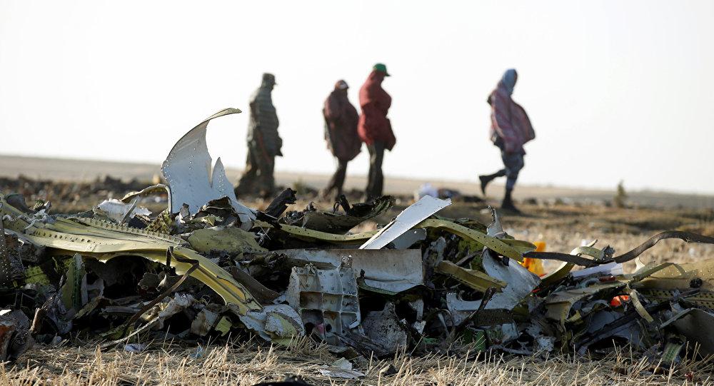 بدل رفاتهم: الخطوط الاثيوبية تعرض أكياس تراب لضحايا الطارئة المنكوبة
