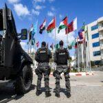 انتشار أمني كثيف في محيط مقر انعقاد القمة العربية