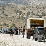 بن قردان: إيقاف 6 أفارقة بالمنطقة الحدودية العازلة