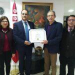 سفيان كمون يتحصل على جائزة رئيس الجمهورية للبحث العلمي والتكنولوجيا