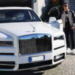 """مقابل 436 ألف دولار.. رونالدو يكشف عن السيارة """"الشبح"""""""