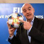 أكبر الأندية الأوروبية تُهدّد رئيس الفيفا