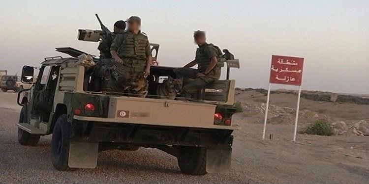 بن قردان: إيقاف 5 أجانب حاولوا التسلّل إلى تونس