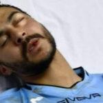 إصابة خطيرة لشهاب بن فرج في قمّة الدوري الأردني
