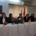عضو بلجنة اعداد مؤتمر النداء: أمريكي طلب منّا إبعاد حافظ من الحزب
