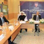 وديع الجريء رئيسا للجنة الطبيّة للاتحاد العربي