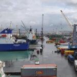 الداخلية : إيقاف 70 شخصا في أحداث ميناء حلق الوادي