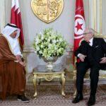 الباجي قائد السبسي يشكر دولة قطر