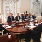 """رئيس الجمهورية : """"إلى تقلق مالمواضيع إلّي تجبدت في مجلس الأمن القومي تجيه في الصبر"""""""