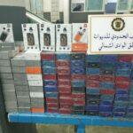 حلق الوادي: إحباط محاولة تهريب سجائر إلكترونية بقيمة 184 ألف دينار