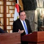 وزراء خارجية تونس ومصر والجزائر يبحثون أزمة ليبيا