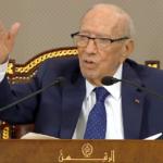 """رئيس الجمهورية: """"أقولها بصراحة.. تونس ناقصة رجال دولة"""""""