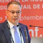 رئيس الجامعة المغربية يدعم الرجاء البيضاوي