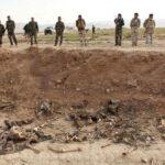العراق: العثور على مقبرة جماعية تضمّ رفات 65 موظفا حكوميا !