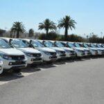 تونس تتسلّم سيّارات أمنية من إيطاليا